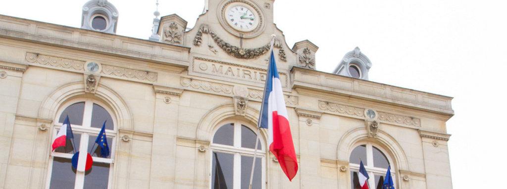 Photo de la Mairie de Fontenay-aux-Roses